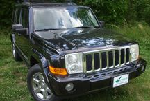Used 2006 Jeep Commander For Sale | Durham NC
