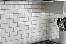 subway tile desidn