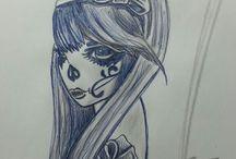 desenhos / Meus desenhos