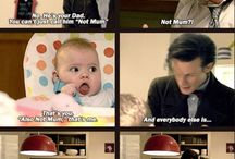 Doctor Who / by Kelsey Schuder