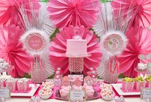 Alia's 3rd Bday Party ideas / Party ideas