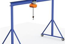 Ellsen garage overhead crane in low price for sale