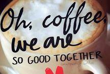 Coffee.... mmm... Hot chocolate yumm