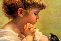 картинки винтаж дети