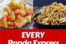 Asian Food/Ideas