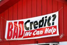 Bad Credit: Not an Issue to Overcome a Financial Glitch