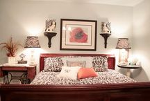 Bedrooms / by Melissa