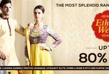E commerce Fashion Websites