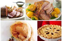 Thanksgiving och halloween