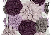 Scheming: Purple & Gray / by Melody Ball