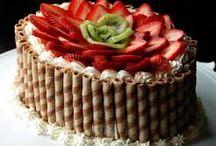 torták , muffinok , sütemények