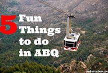 I'm going to Albuquerque!