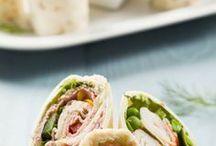 Recette sandwich