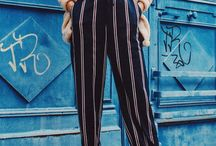 OUTFIT INSPO // Trousers