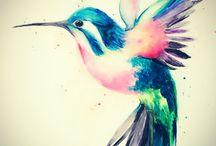 Humming/bird