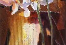 Abstract yet Realistic Flowers