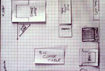 Inredningsarkitektur & Möbel design
