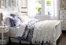Morgan's bedroom ideas / by Jaime Cantrell