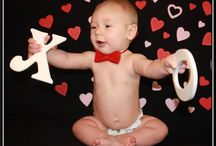 Baby photo op ideas / by Kelly Eyamie
