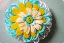 Flower loom ideas