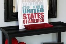 Proud to be an American / by Kimberlee Merrill Hernandez