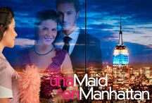 Una Maid En Manhattan  / Para una mujer que pasó toda su vida en un pequeño pueblo de México llegar a mi territorio es enfrentarse a un nuevo mundo. Hola, soy Nueva York, y les presento la historia de amor, lucha, y sacrificios de Una Maid en Manhattan.