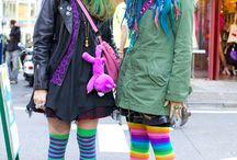 Photography: Harajuku Girls Inspirations