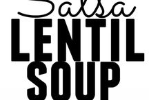 Soups for the soul / Delicious soup recipes!