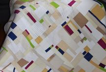 Improvisational quilts. / by Joanna Richards