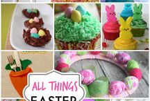 Holiday | Easter / All about easter! / by Becky @ Patchwork Posse