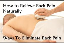 Ways To Eliminate Back Pain