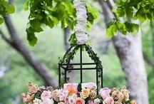 lampadari fiori
