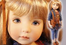 Dolls 2 /  I have 5 more doll boards! Enjoy! / by Patti C