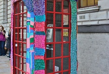 Yarn Bombing / by Dianne Shiozaki