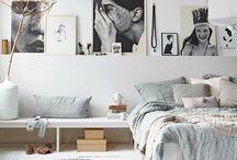 Slaapkamer / Onze nieuwe slaapkamer