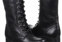 Steve Madden boots <3