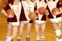 School Basketball Photos / Old school basketball team photos
