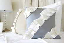 Pillows  / by Pia Sanchez