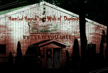 Haunted Hayride & Walk of Darkness