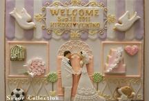 bolachas de noivos