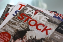 Clients - Take Stock magazine