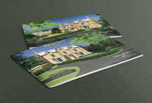 New Build Development Brochures / Brochures designed to market new build property developments