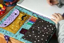Idées couture objets enfants