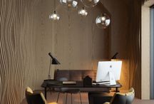 Office Interior Design / by Trevor Anulewicz