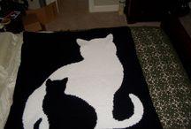 Crochet Cat Things