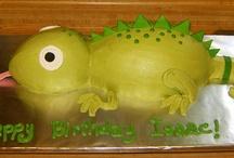 Lizard and bug birthday / by Jeri Castor Miller