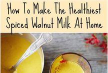 Plant-Milk Recipes