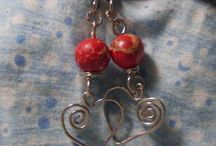 beads hearts / by andrea lopez