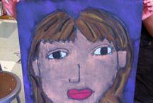 self portrait ideas