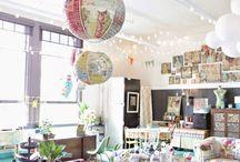 Atelier workshop space
